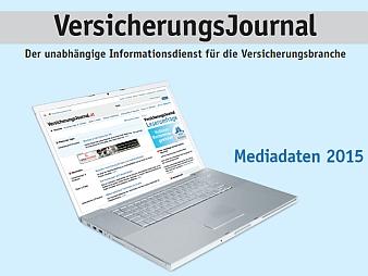 VersicherungsJournal Mediadaten 2015 (Bild: Stefanie Sievers)