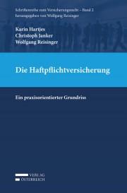 Buch-Cover Haftpflichtversicherung (Quelle: Verlag Österreich)