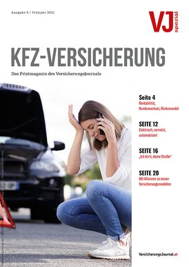 Das neue VJ Spezial Kfz-Versicherung