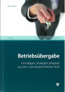 Aktualisierte Ausgabe des Praxisleitfadens Betriebsübergabe (Cover: dbv)