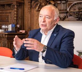 Peter Androsch (Bild: A.C.I.C./Nadja Nemetz)