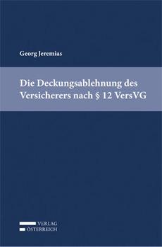 Cover (Quelle: Verlag Österreich)