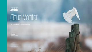 Österreichischer Cloud Monitor 2020 (Cover: KPMG)