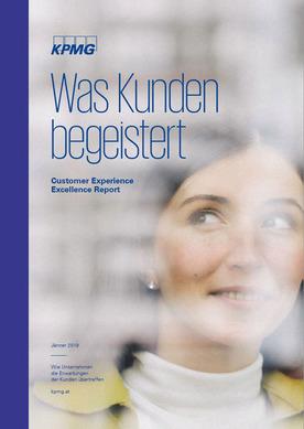 Cover der KPMG-Studie über die besten Kundenerlebnisse (Bild: KPMG)