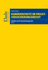 Neu im Linde-Verlag: Kundenschutz im Privatversicherungsrecht (Cover: Linde)