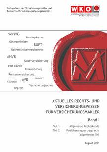 Skriptum in überarbeiteter Auflage erschienen (Cover; Quelle: WKÖ)