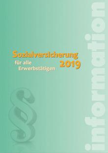 Neu im dbv-Verlag: Sozialversicherung 2019