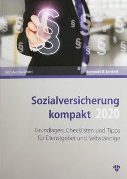 In dritter Auflage bei dbv erschienen: Sozialversicherung kompakt, herausgegeben von BDO (Bild: dbv)