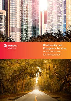Neuer SRI-Report zu Ökosystemen und Wirtschaft (Cover; Quelle: SRI)