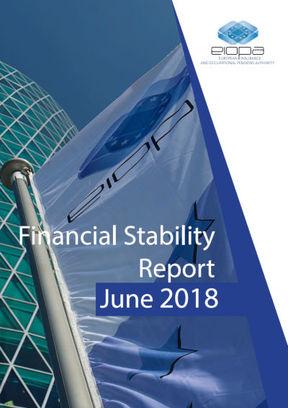 Der neue Finanzstabilitätsbericht der Eiopa (Cover; Quelle: Eiopa)