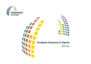 Neuer Bericht: Strukturdaten zur europäischen Versicherungswirtschaft (Cover; Quelle: Insurance Europe)