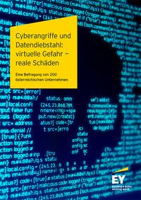 Cover: EY-Studie zu Cyberangriffen und Datendiebstahl