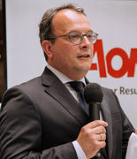 CEO Helmut Geil (Foto: Aon Austria)