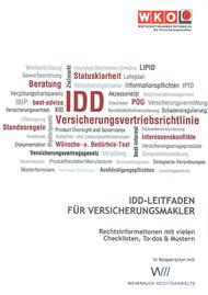 Der neue IDD-Leitfaden des Fachverbands der Versicherungsmakler (Cover)