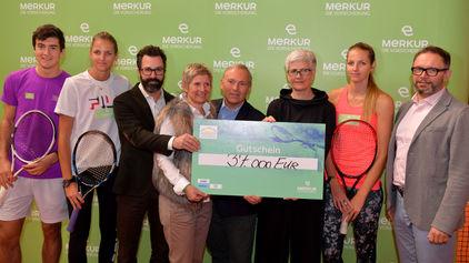 Merkur-Charity (Foto: GEPA pictures/Merkur)