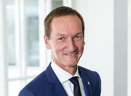 Erwin Mollnhuber, Vorstandsmitglied der Nürnberger Österreich (Foto: Richard Schabetsberger)