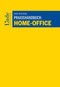 Neues Praxishandbuch zum Thema Home-Office (Cover: Linde)