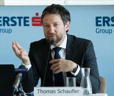 Erste-Privatkundenvorstand Thomas Schaufler (Bild: Erste Bank)