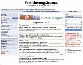 Die Erstausgabe vom 7. Februar 2008