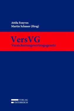 VersVG (Cover; Quelle: Verlag Österreich)