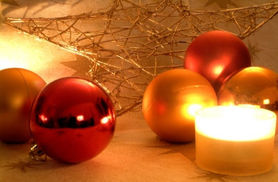 Frohe Weihnachten! (Foto: Konstantin Gabmann/Pixelio.de)